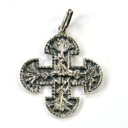 Croix en argent n° 12
