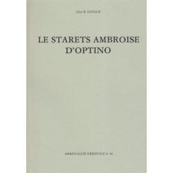 Le starets Ambroise d'Optino
