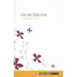 Vie de Macrine. Grégoire de Nysse.