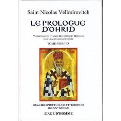 Le prologue d'Ohrid - Tome 1. (Livre d'occasion)