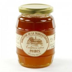 Confiture extra poires aux cinq épices 425 g