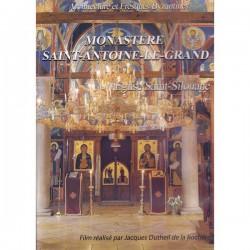 DVD Monastère Saint-Antoine-Le-Grand