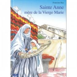Saint Anne mère de la Vierge Marie