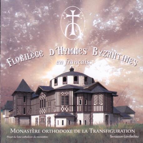 Florilège d'Hymnes Byzantines.
