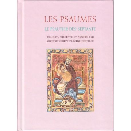 Les Psaumes. Le psautier des septante