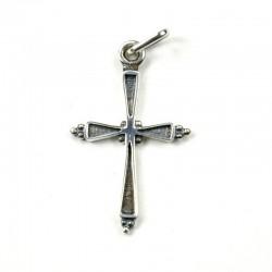 Croix en argent n° 22