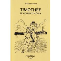 Thimothée, le voleur d'icônes