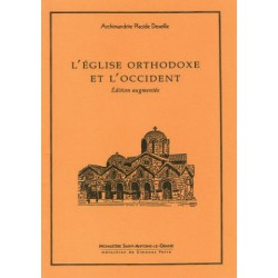 L'Eglise orthodoxe et l'occident.
