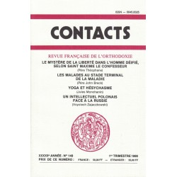 Contacts n° 149. 1° trimestre 1990