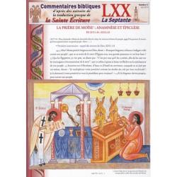 La prière de Moïse : Anamnèse et épiclèse. Ex 32/11-34 Ex 33/12-23