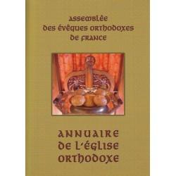 Annuaire de l'Eglise orthodoxe de France