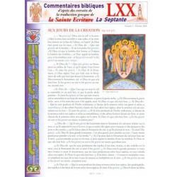 La septante numéros parus en 2009 - 2010