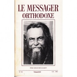 Le messager orthodoxe n° 90 Année 1982