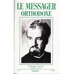 Le messager orthodoxe n° 97 Année 1984