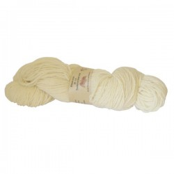 Echeveau 100% pure laine couleur écru