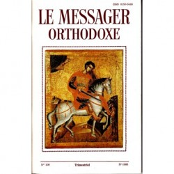 Le messager orthodoxe n° 100 Année 1985