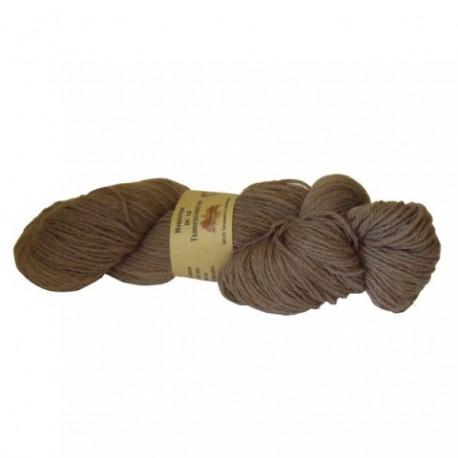 Echeveau 100% pure laine couleur taupe