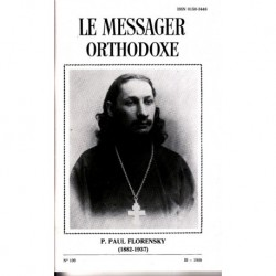 Le messager orthodoxe n° 109 Année 1988