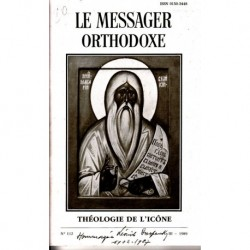 Le messager orthodoxe n° 112 Année 1989