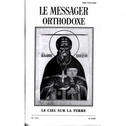 Le messager orthodoxe n° 114 Année 1990