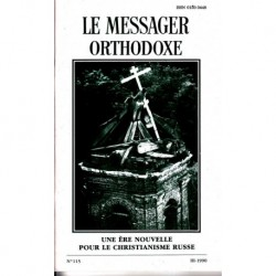Le messager orthodoxe n° 115 Année 1990
