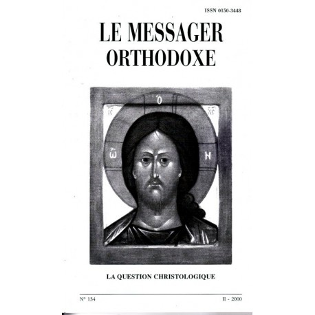 Le messager orthodoxe n° 134 Année 2000