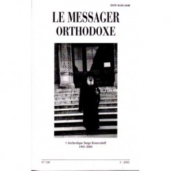 Le messager orthodoxe n° 138 Année 2003