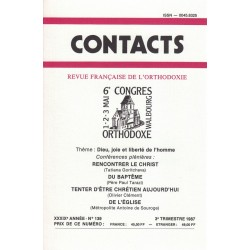 Contacts n° 139. 3° trimestre 1987