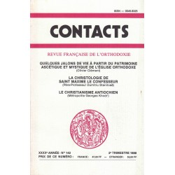 Contacts n° 142. 2° trimestre 1988