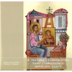 A travers l'iconographie, faire connaissance avec les saints