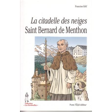 La citadelle des neiges. Saint Bernard de Menthon