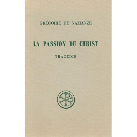 La Passion du Christ, Tragédie - Grégoire de Nazianze