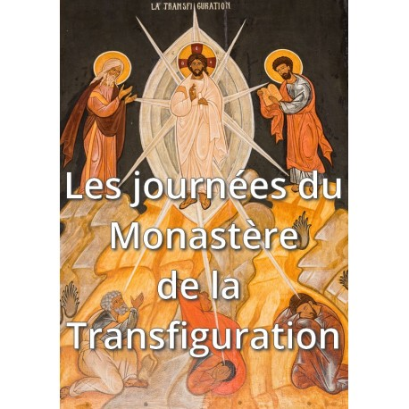 RESERVATION ENFANT (-14 ans) pour les journées du Monastère de la Transfiguration 2018