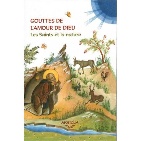 Gouttes de l'amour de Dieu - Les Saints et la nature