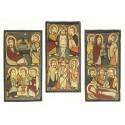 Carte reproduction Six des douze grandes fêtes