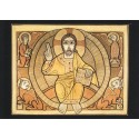 Reproduction tapisserie Lydia Ouspensky. Le Christ en gloire