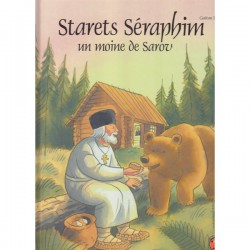 Starets Séraphim, un moine de Sarov