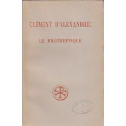 Clément d'Alexandrie. Le protreptique