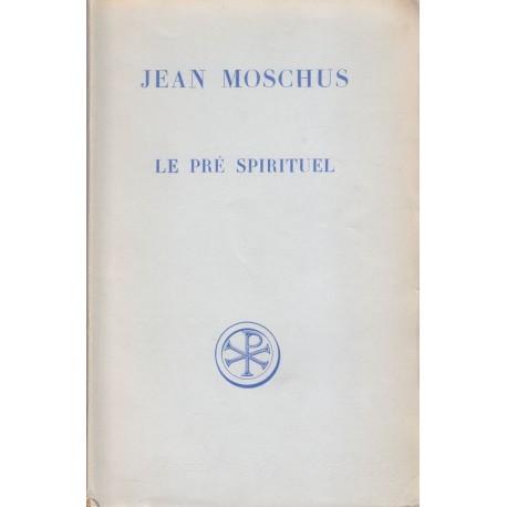 Le Pré spirituel. Jean Moschus