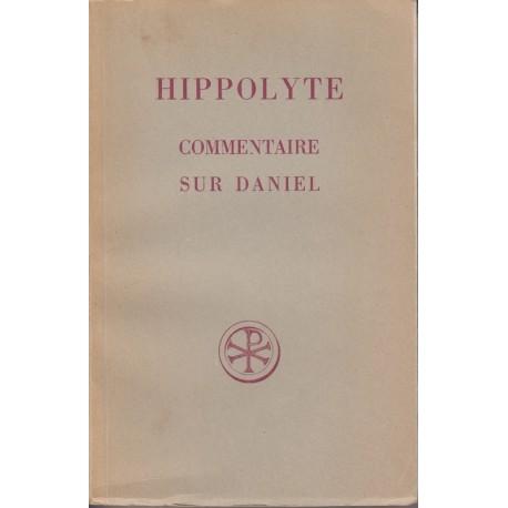 Commentaire sur Daniel. Hippolyte