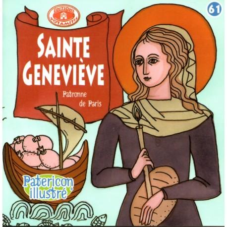 Sainte Geneviève Patronne de Paris