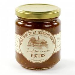 Confiture extra de figues et oranges 260 g