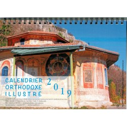 Calendrier orthodoxe illustré 2019