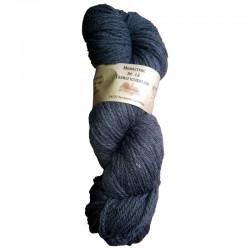 Echeveau 100% pure laine couleur gris anthracite