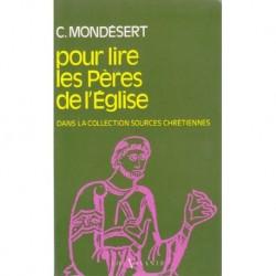 """Pour lire les Pères de l'Église dans la collection """"Sources Chrétiennes"""""""