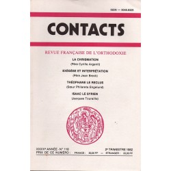 Contacts n° 118 - 2° trimestre 1982