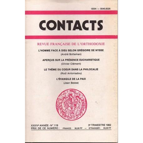 Contacts n° 119 - 3° trimestre 1982