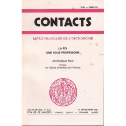 Contacts n° 124 - 4° trimestre 1983