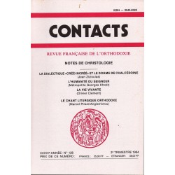 Contacts n° 126 - 2° trimestre 1984