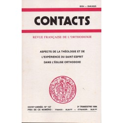 Contacts n° 127 - 3° trimestre 1984
